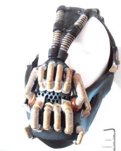 Bane Mask. Costume item from Batman
